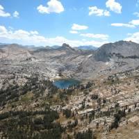 Mountain Lake by Eileen Ringwald