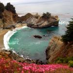 McWay Falls at Julia Pfeiffer Burns by Eric G