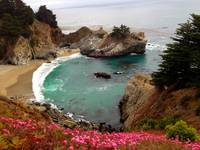 McWay Falls at Julia Pfeiffer Burns