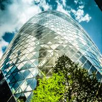 Finding the Gherkin 6 Art Prints & Posters by Greg Wasylik