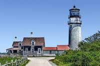 Highland Lighthouse in Cape Cod