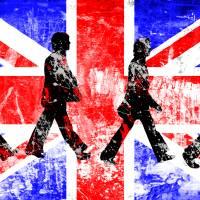 """Beatles - Abbey Road - Pop Art"" by wcsmack"