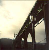 St John's Bridge, Portland, Oregon