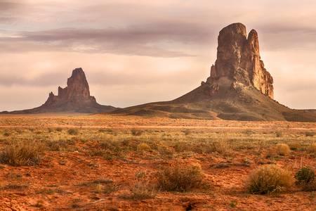 Navajo Nation Kayenta Monuments
