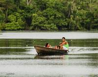 Amazon River Family Vehicle