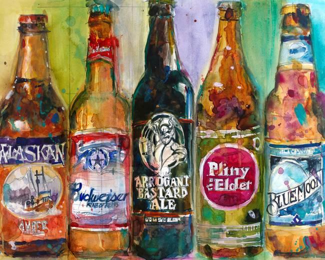 яркий кадр картинки пиво бога правильно собрать