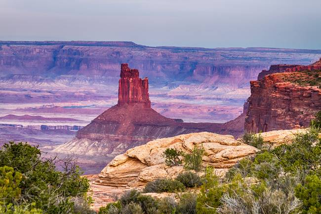 Canyonland Views Utah