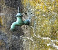 Old Faucet
