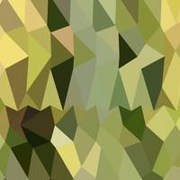Dark Khaki Abstract Low Polygon Background