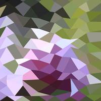 Pale Lavender Abstract Low Polygon Background