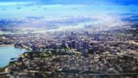 Oakland Tilt Shift