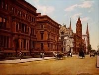 Vintage Fifth Avenue NYC Photo-Print (1900)