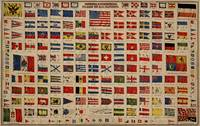 Historical Flags of The World (1869)