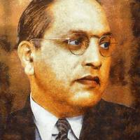 """Dr Bhimrao Ambedkar"" by acer"