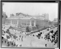 Vintage New York Public Library Photograph (1914)