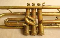 Trumpet Valves Tubes and Keys