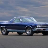 """1969 Chevrolet El Camino 350"" by FatKatPhotography"