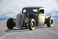 1936 Chevy Rat Rod 'The Accomplice'