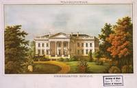 Vintage White House Artwork (1870)