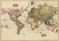 World Map (1812)