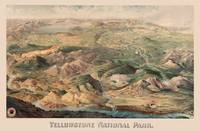 Vintage Pictorial Map of Yellowstone Park (1904)