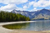 Jackson Lake 2  6334 by Tony Kerst