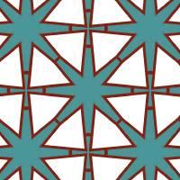 Pattern and Optics 112 by Ricki Mountain