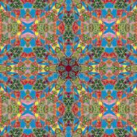 Pattern and Optics 278 by Ricki Mountain