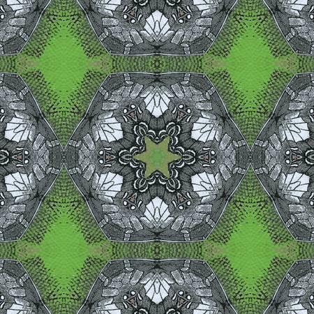 Pattern and Optics 159