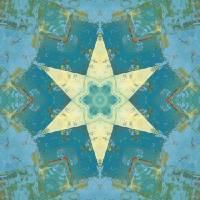 Pattern and Optics 151 by Ricki Mountain