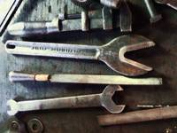 Several Wrenches