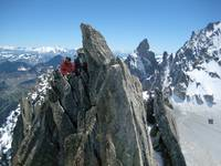 Ice and Rock Climbing, Mont Blanc Massif
