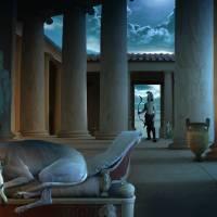 """""""Argos  Awaits Odysseus"""" by valerhon"""