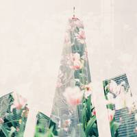 Freedom Tower Double Exposure