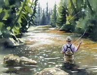 Fly Fishing - Hooked Up II
