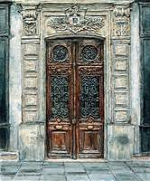 Parisian Door N0.5-3