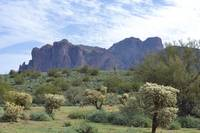 Superstition Mountain 1