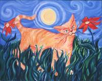 Van Gogh's Kitty