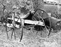 Wagon Wheels bw