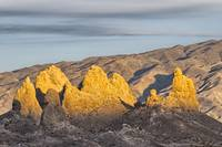 USA - Winter - Searles Valley - Trona Pinnacles -