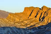 USA - Winter - Death Valley NP - Zabriskie Point -