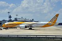 Scoot B-787/900, Dreamliner, 9V-OJD