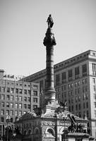 Soldiers and Sailors Monument Study 2