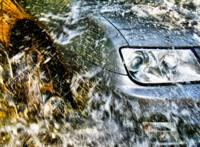 Wall of Water Meets The Car, Edit C, 10 June 15