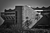Phoenix Trotting Park Entrance by Kirt Tisdale