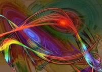 Abstract Art 1 of 2 - The Universe