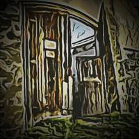 The Doorway Art Prints
