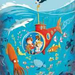 submarine3 Prints & Posters