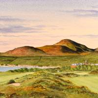 """""""Royal County Down Golf Course"""" by billholkham"""