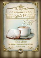 NOLA Collection BEIGNETS & COFFEE